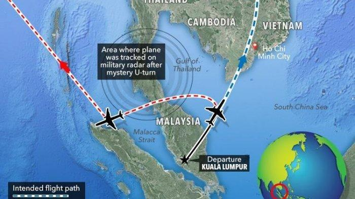Perkembangan Teknologi Terbaru Diklaim Bisa Pecahkan Teka-teki Hilangnya Pesawat MH370
