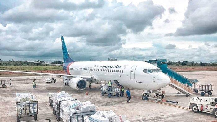 Kata Sriwijaya Air Terkait Pesawat Rute Jakarta-Pontianak yang Dinyatakan Hilang Kontak