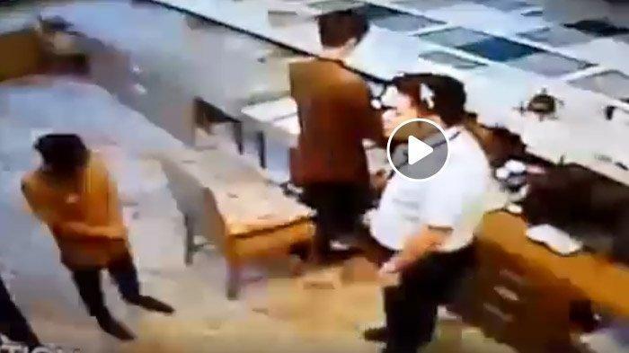 Pilot Lion Air yang Pukul Pegawai Hotel di Surabaya Resmi Ditahan Polisi