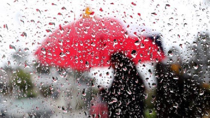 Ilustrasi Prakiraan Cuaca Hujan