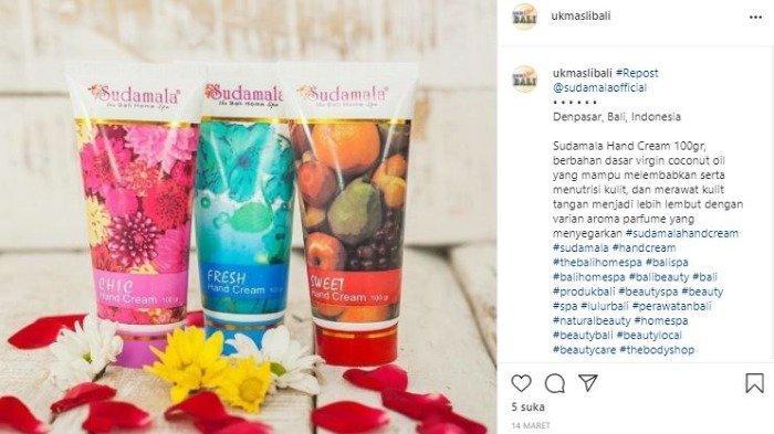 Ilustrasi produk Bali home spa