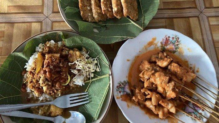 Cicipi Gurihnya Sate Srepeh Khas Rembang yang Dipadukan Kuah Santan, Pas untuk Menu Makan Malam