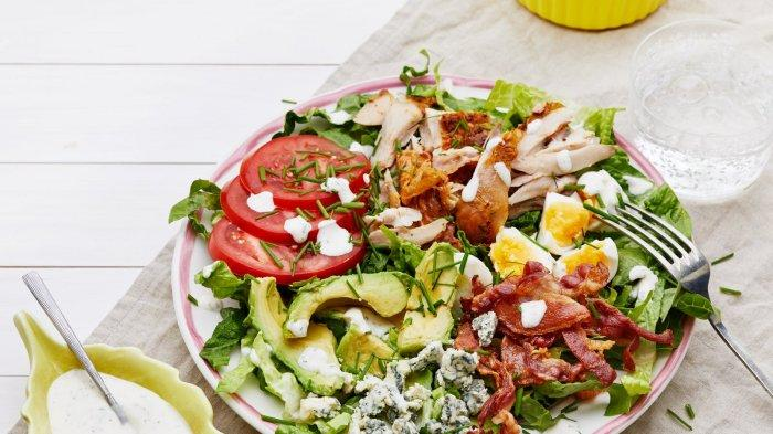 Jadi Menu Sarapan di Turki dan Israel, Salad Diklaim Bisa Bikin Lebih Bahagia