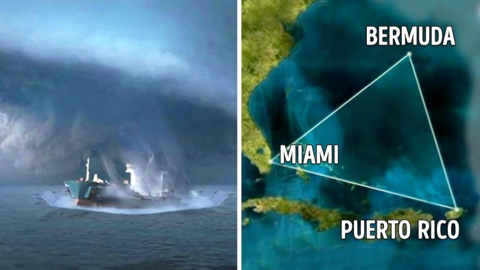 Lupakan Segitiga Bermuda, Berikut 7 Tempat di Mana Banyak Orang yang Menghilang Secara Misterius