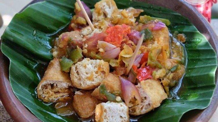 Resep Tahu Gejrot Pedas Mantap, Kuliner Khas Cirebon untuk Camilan Sore Ini