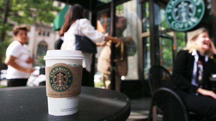 Viral di Medsos, Tangan Wanita Ini Iritasi Usai Pakai Hand Sanitizer yang Tersedia di Starbucks