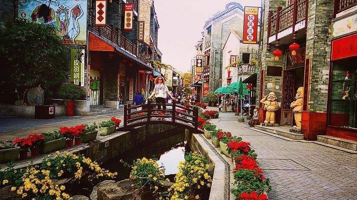 Itinerary Guangzhou 3 Hari 2 Malam, Wajib Kunjungi Taman Yuexiu yang Ikonik