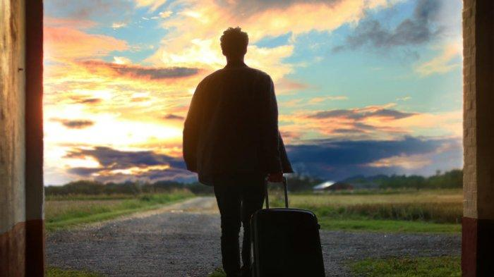 Ilustrasi traveler