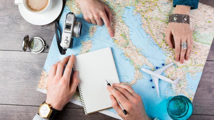 Pakai Aplikasi Kemanayo, Liburan ke Luar Negeri Tak Perlu Repot Bikin Itinerary