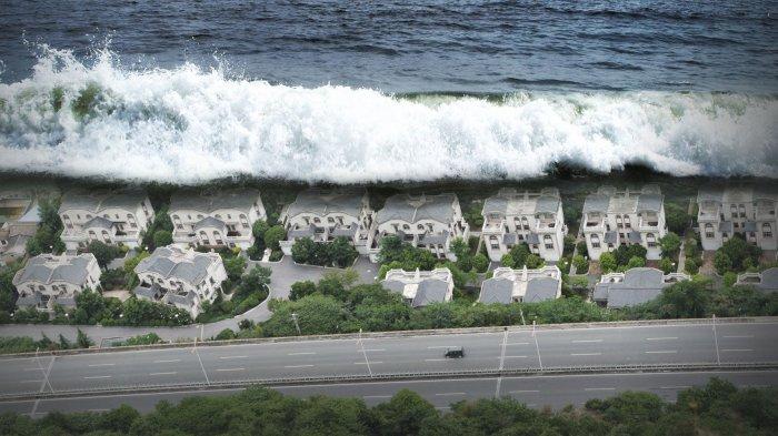 Gempa 7,7 di Donggala Sempat Berpotensi Tsunami, Berikut 7 Fakta Tsunami
