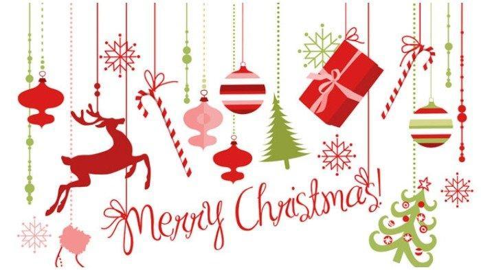 Ragam Ucapan Selamat Hari Natal Dalam 22 Bahasa Di Dunia Ada Bahasa Jerman Hingga India Halaman All Tribun Travel