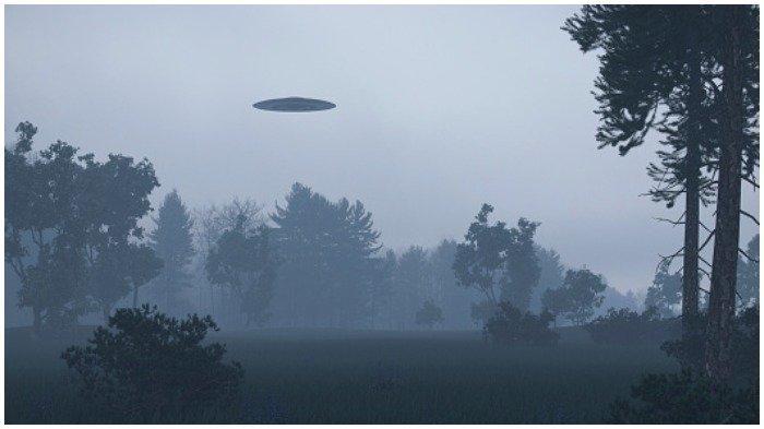 2 Pilot Terkejut Lihat Penampakan Objek Misterius Bak UFO saat Mengudara