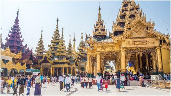 Jangan Pernah Lakukan 5 Hal Ini saat Liburan ke Myanmar