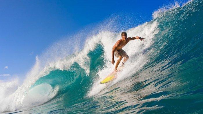 Tanjung Saruri Lupakan Bali Ini Destinani Indonesia Yang Tengah Kembangkan Wisata Selancar Tribun Travel