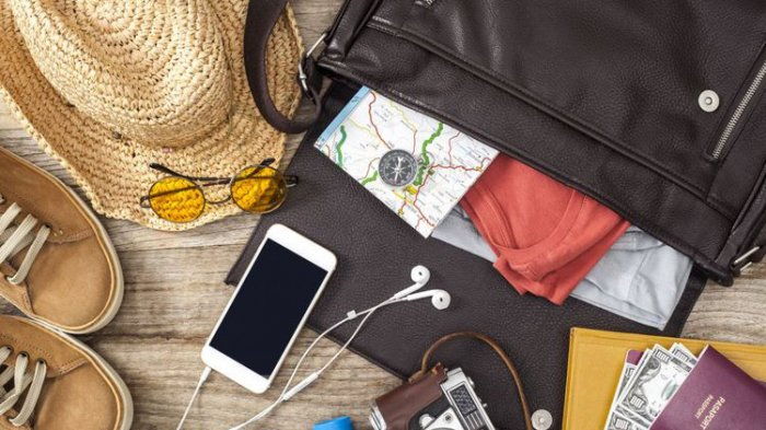 Traveler Perlu Tahu, 10 Barang yang Tidak Boleh Dibawa saat Naik Pesawat