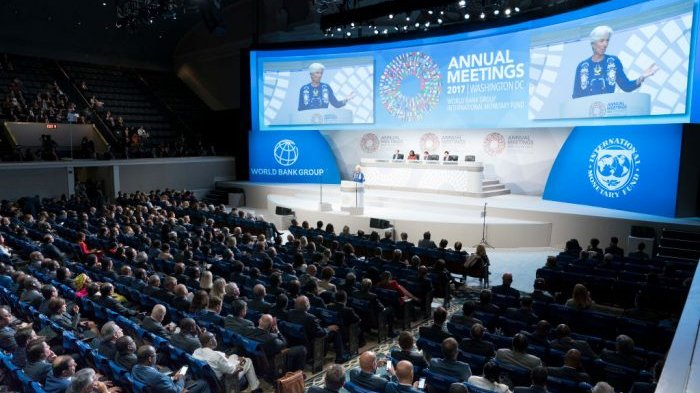 IMF-Word Bank Annual Meeting 2017
