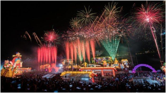 Marina Bay Sands dan beberapa destinasi untuk rayakan Imlek di Singapura