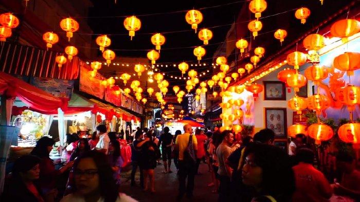10 Destinasi Terbaik untuk Rayakan Tahun Baru Imlek, Indonesia Ada di Peringkat Kedua