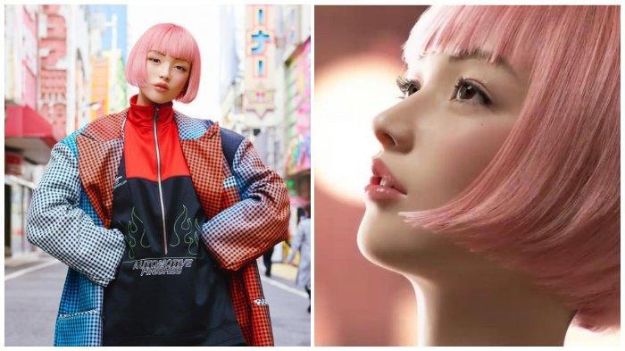 Deretan Foto-foto Imma, Model Virtual dari Jepang yang Cantik Namun Tak Nyata