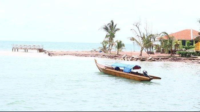 Indahnya pesona Pantai Mirota Barelang, jadi spot instagramable untuk milenial.