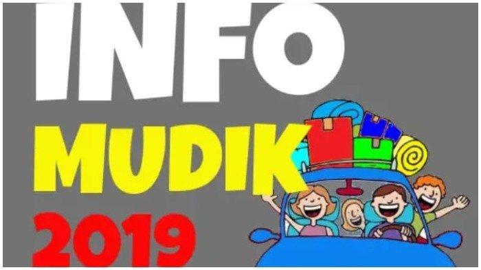 Ilustrasi aplikasi Info Mudik 2019 untuk mudik lebaran