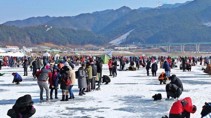 Liburan ke Korea Selatan? Ini 5 Festival yang Menarik Dikunjungi di Awal Tahun 2020