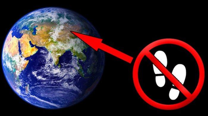5 Tempat 'Terlarang' di Bumi, Dimana Tak Seorangpun Manusia Berani Menginjakkan Kakinya di Sana