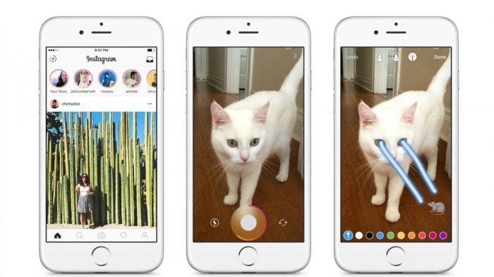 Asyik! Rekam Instagram Stories Sekarang Nggak Perlu Menekan Tombol Bulat