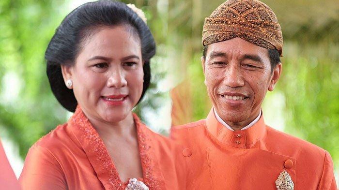 Pesan Iriana Joko Widodo Sambut Pengunjung Gaya Indonesia by TUTYADIB di De Tjolomadoe