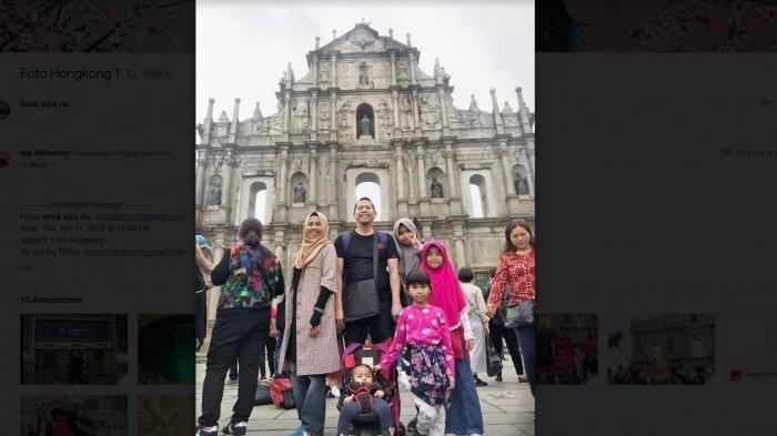 Cerita Serunya Wisata Keluarga di Hongkong hingga Sulitnya Cari Makanan Halal
