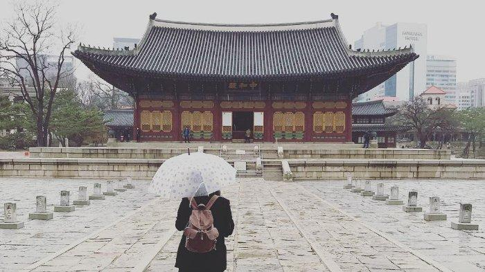 Istana Changdeokgung, Korea Selatan