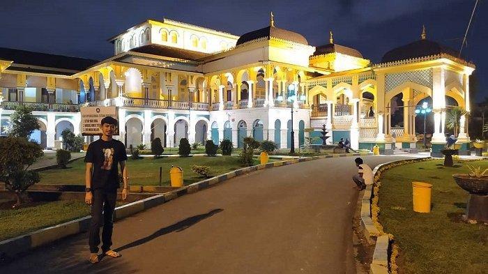 7 Tempat Wisata di Medan untuk Liburan Tahun Baru Imlek 2020, Ada Vihara hingga Istana Maimun
