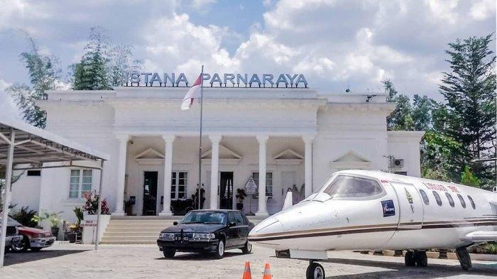 Jelajah Istana Parnaraya, Bangunan Megah di Wonogiri yang Tawarkan Spot Instagramable