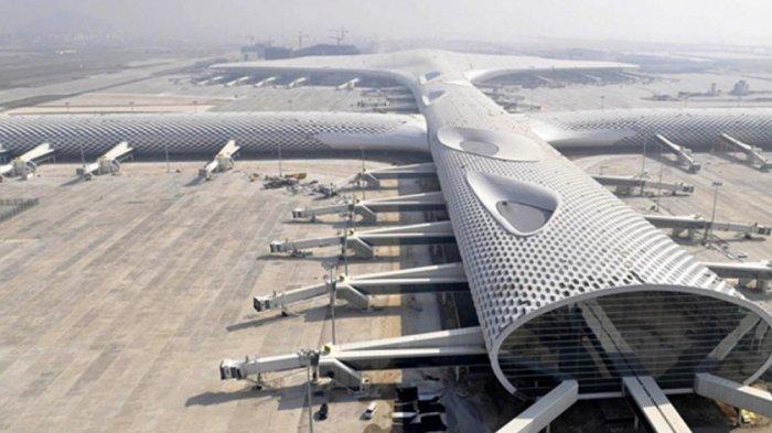 3 Bandara Megah dengan Fasilitas Canggih Akan Resmi Beroperasi Tahun Depan