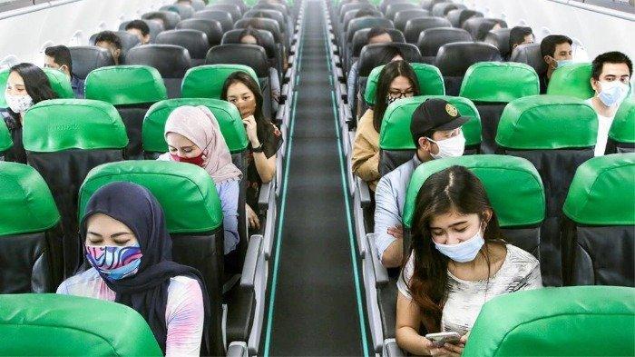 Ahli Ungkap Seberapa Aman Naik Pesawat di Tengah Pandemi Covid-19