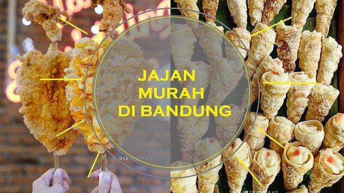 5 Jajan Murah di Bandung, Harga di Bawah Rp 10 Ribu, dari Papeda Gulung hingga Putu Pisang