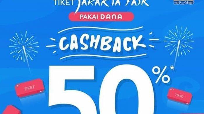 Cara Dapatkan Diskon 50 Persen Tiket Masuk Jakarta Fair Kemayoran 2019