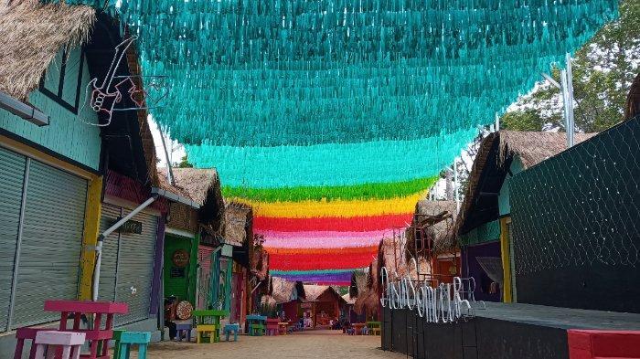Jalan Kenangan di Dusun Semilir, Semarang