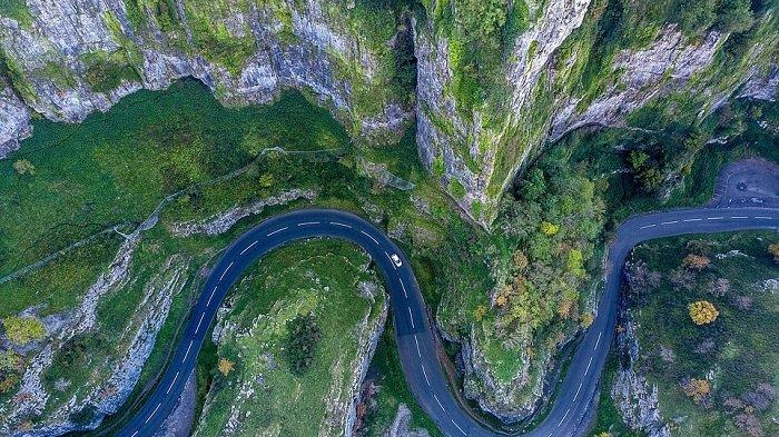10 Jalanan Terbaik Bagi Para Pengemudi di Inggris, Insiden Kecelakaan Terbilang Rendah