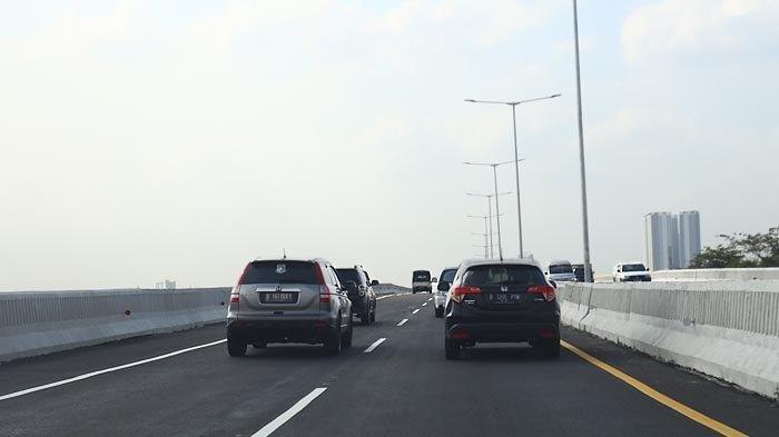 Larangan Mudik Lebaran 2021, Tol Jalan Layang Mohamed Bin Zayed Akan Ditutup Sementara