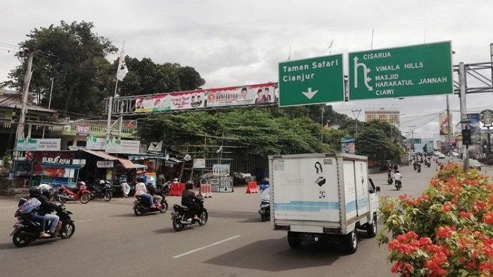 Larangan Mudik Lebaran 2021, Mulai 6 Mei Jalur Puncak Bogor Diperketat