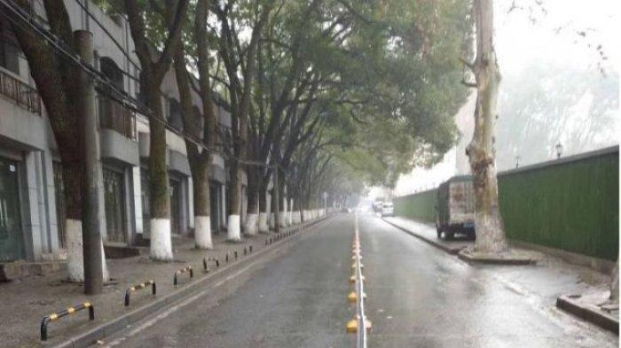 Bak Kota Hantu, Ini Kondisi Wuhan yang Jadi Asal Penyebaran Virus Corona