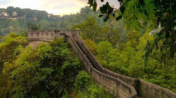 Janjang Koto Gadang, Replika Tembok Besar China di Bukittinggi