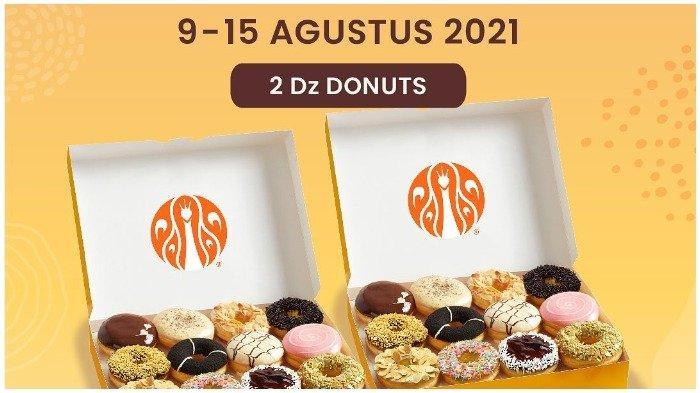 Promo JCO bulan Agustus 2021