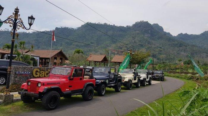 Daftar Tarif Wisata Jeep Keliling Borobudur, Paket Short Trip Mulai Rp 350 Ribu
