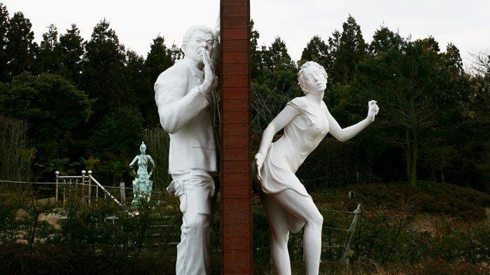 Jangan Pernah Berani Kunjungi Jeju Love Land di Korea Selatan saat Belum Berusia 20 Tahun