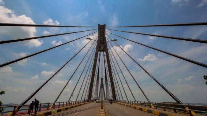 Melihat Pesona Jembatan Barelang, Warisan BJ Habibie yang jadi Spot Foto Instagramable