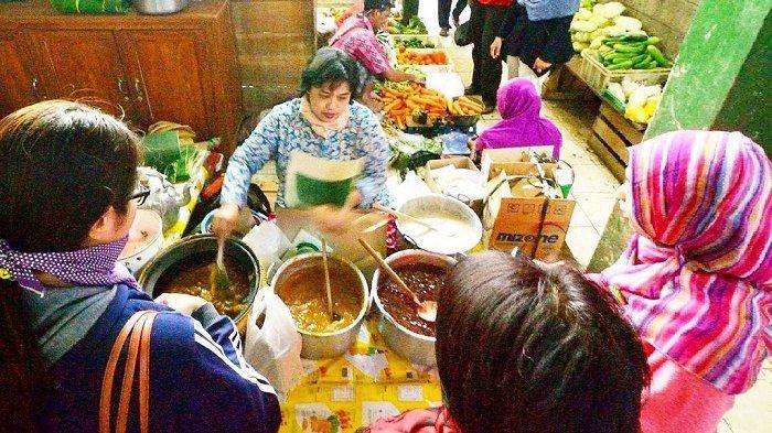 Cicip Manis Gurihnya Jenang Bu Gesti, Kuliner Legendaris Jogja Langganan Presiden RI