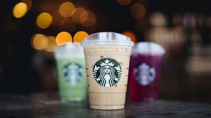 Promo Starbucks Trio Treats  untuk Pecinta Minuman Manis, Berlaku Sampai 31 Agustus 2020