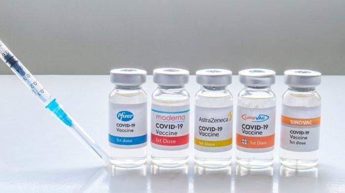 Ilustrasi vaksin Covid-19